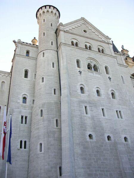 Sala Da Pranzo Castello Di Neuschwanstein Dove Si Mangia  semarang 2021